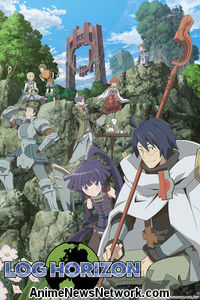 Log Horizon Episodes 13-25 Streaming