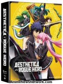 Aesthetica of a Rogue Hero [Limited Edition] BD+DVD