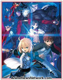 Fate/stay night: Unlimited Blade Works (Episodes 0-12 Streaming)