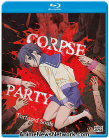 Corpse Party: Tortured Almas Sub.Blu-Ray