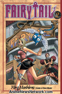 Fairy Tail GN 2