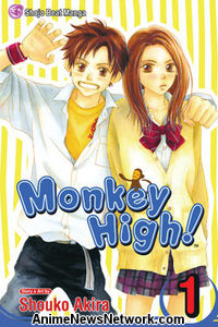 Monkey High GN 1