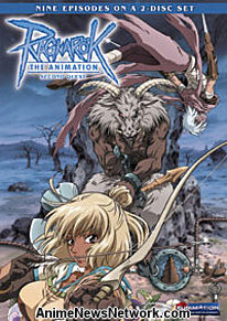 Ragnarok The Animation DVD 2