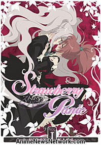Strawberry Panic! Sub.DVD 1