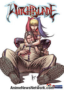 Witchblade DVD 5