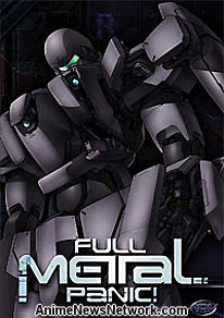 Full Metal Panic! DVD 1
