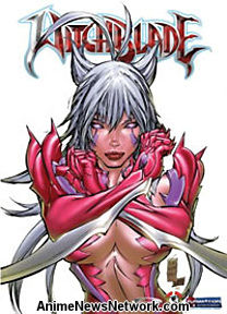 Witchblade DVD 6