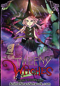 Tweeny Witches DVD 2