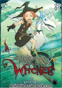 Tweeny Witches OVA DVD