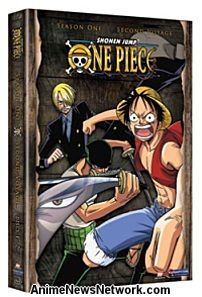 One Piece DVD Season 1 Part 2