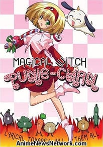 Magical Witch Punie-Chan Sub.DVD