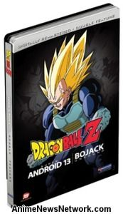 Dragon Ball Z Movies 7 & 9 DVD