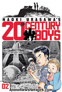 20th Century Boys GN 2