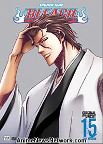 Bleach DVD 15