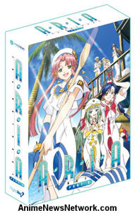 Aria The Natural Sub.DVD Boxset 2