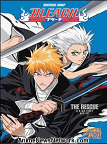 Bleach Season 3 Uncut Box Set