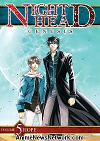 Night Head Genesis Sub.DVD 5