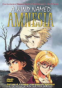 A Wind Named Amnesia DVD