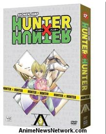 Hunter x Hunter DVD Set 3
