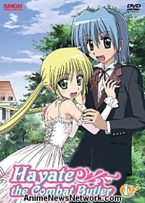 Hayate the Combat Butler Sub.DVD Part 1