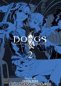 Dogs: Bullets & Carnage GN 2