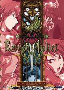 Romeo x Juliet DVD: Juliet Collection