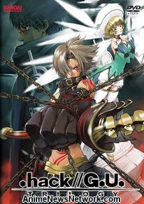.hack//G.U. Trilogy Sub.DVD