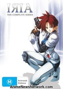 Iria - The Complete Series