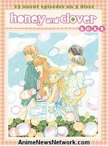 Honey and Clover DVD Box Set 2