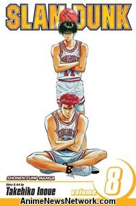 Slam Dunk GN 8