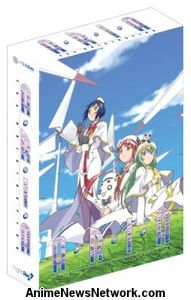 Aria the Origination DVD