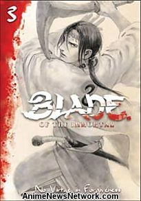 Blade of the Immortal DVD 3