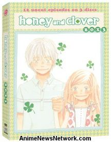 Honey and Clover II DVD