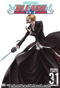 Bleach DVD 31