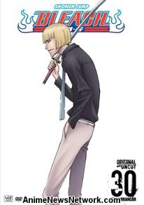 Bleach DVD 30