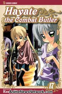Hayate the Combat Butler GN 17