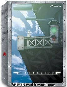 Last Exile DVD 1