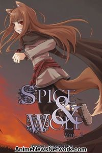 Spice and Wolf Novel 2