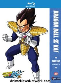 Dragon Ball Z Kai BLURAY 2