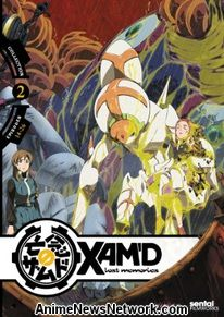 Xam'd: Lost Memories DVD 2
