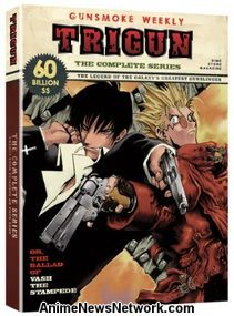 Trigun - The Complete Series