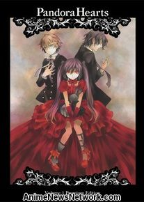 Pandora Hearts Sub.DVD Vol. 1