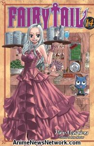 Fairy Tail GN 14