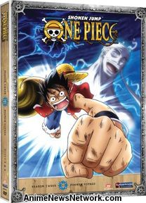 One Piece DVD Season 3 Part 4