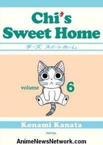 Chi's Sweet Home GN 6