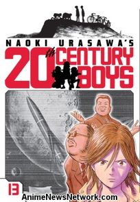 20th Century Boys GN 13