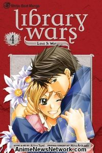 Library Wars: Love & War GN 4