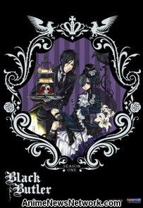 Black Butler DVD