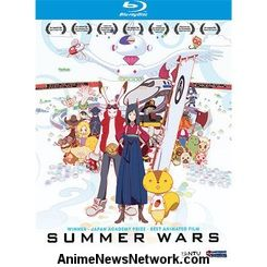 Summer Wars BLURAY