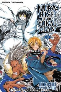 Nura: Rise of the Yokai Clan GN 3
